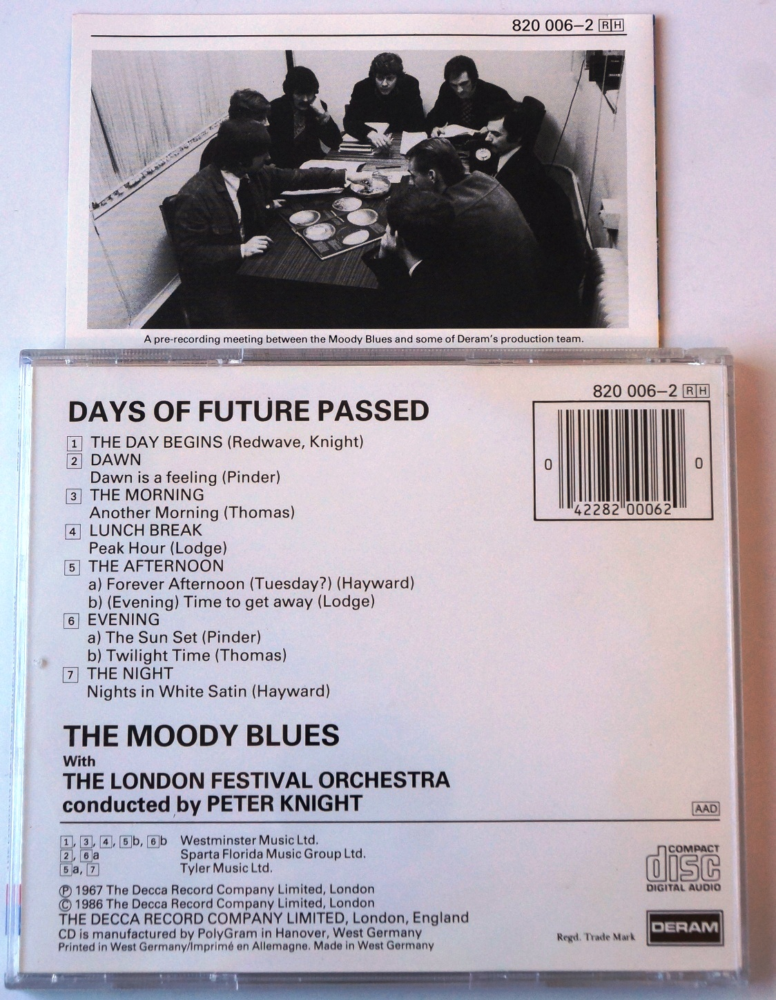 MOODY BLUES THE 1967