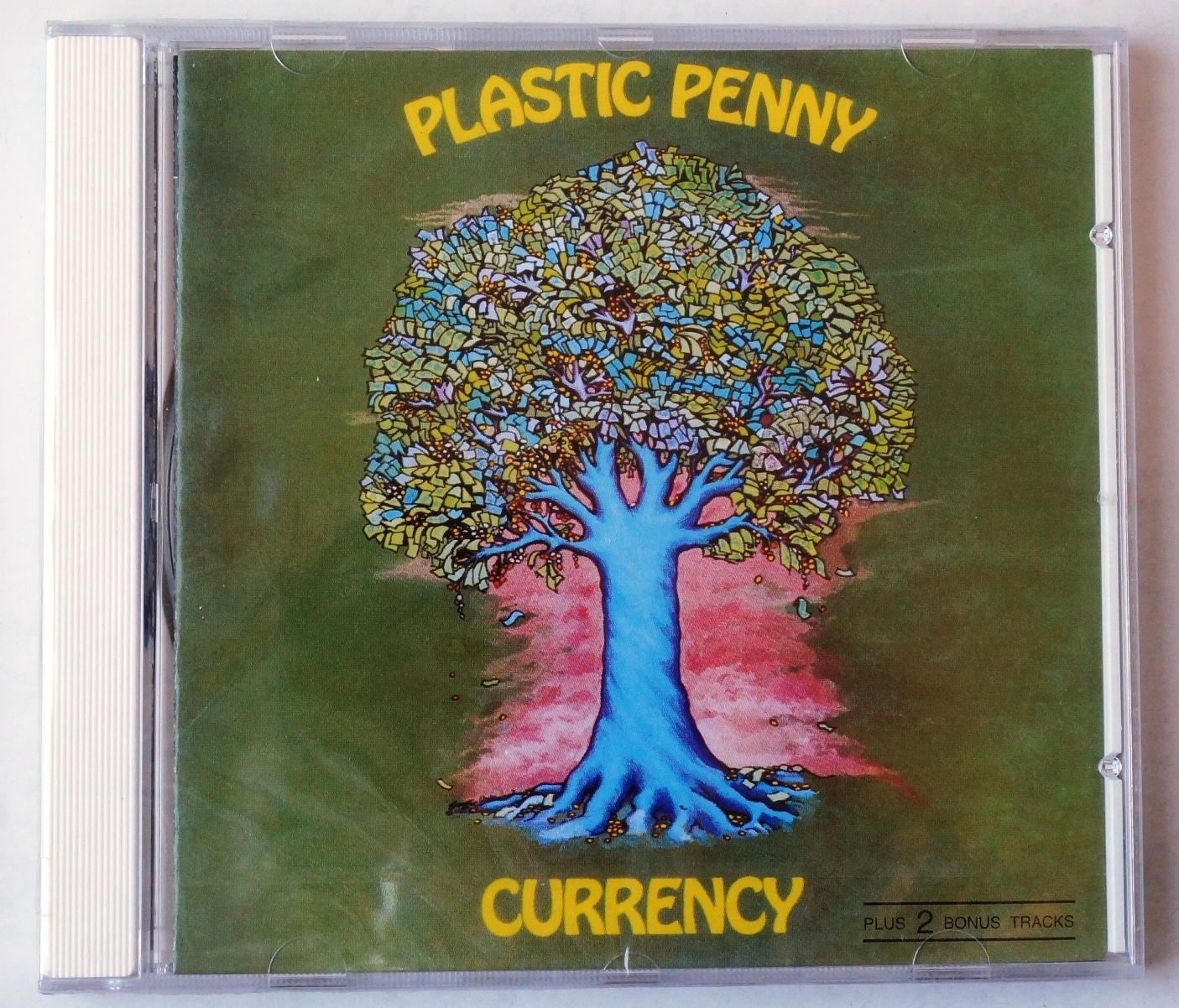 PLASTIC PENNY 1969