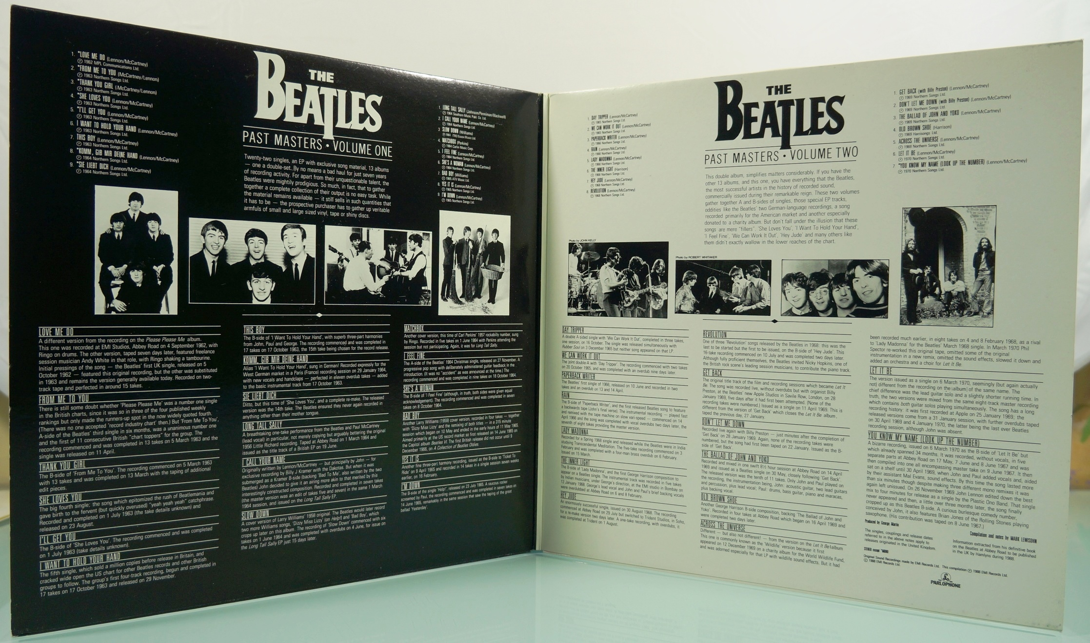 BEATLES THE 1988